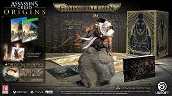 Assassin's Creed Origins Gods Edition (Xbox One)