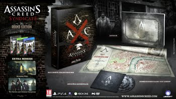 Assassin's Creed Syndicate (The Rooks Edition) (Xbox One)