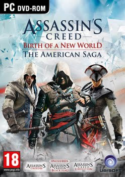 Assassin's Creed: The American Saga (PC)