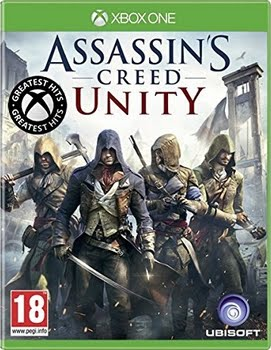 Assassin's Creed Unity (greatest hits) (Xbox One)