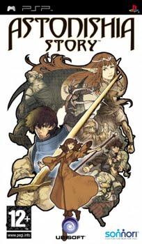 Astonishia Story (Sony PSP)
