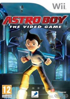 Astro Boy The Video Game (Nintendo Wii)