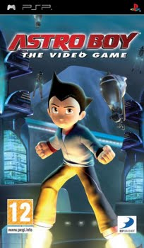 Astro Boy The Video Game (Sony PSP)