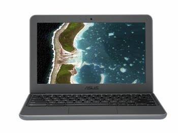 "ASUS Chromebook C202SA-GJ0061 1.6GHz N3060 11.6"" 1366 x 768Pixels Grijs Chromebook"