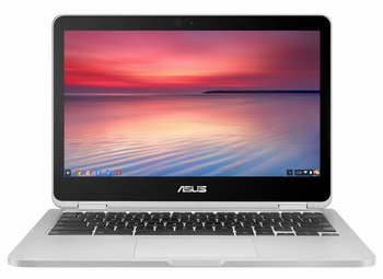 "ASUS Chromebook C302CA-GU006 1.5GHz 4405Y 12.5"" 1920 x 1080Pixels Touchscreen Grijs Chromebook"
