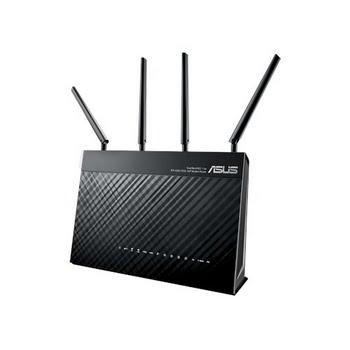 ASUS DSL-AC87VG Dual-band (2.4 GHz / 5 GHz) Gigabit Ethernet Zwart draadloze router