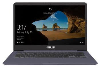 """ASUS K406UA-BM141T 2.40GHz i3-7100U 14"""" 1920 x 1080Pixels Grijs Notebook"""