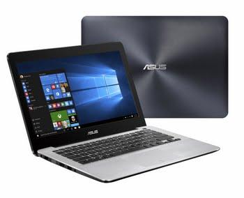 "ASUS R301UA-R4217T 2GHz i3-6006U 13.3"" 1920 x 1080Pixels Zwart, Roestvrijstaal Notebook"