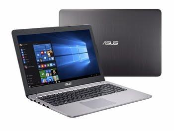 """ASUS R516UX-DM512T 2.5GHz i7-6500U 15.6"""" 1920 x 1080Pixels Grijs, Roestvrijstaal"""