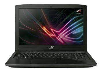 """ASUS ROG Strix GL503VD-FY127T 2.8GHz i7-7700HQ 15.6"""" 1920 x 1080Pixels Zwart Notebook"""