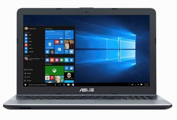 "ASUS VivoBook Max X541NA-DM160T 1.1GHz N3350 15.6"" 1920 x 1080Pixels Zilver Notebook"