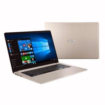 "ASUS VivoBook S510UA-BQ512T 2.4GHz i3-7100U 15.6"" 1920 x 1080Pixels Goud Notebook"