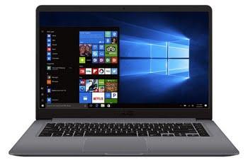 "ASUS X510UR-BQ118T 2.50GHz i5-7200U 15.6"" Grijs Notebook"
