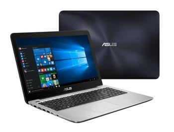 """ASUS X556UA-DM1143T 2.7GHz i7-7500U 15.6"""" 1920 x 1080Pixels Blauw, Roestvrijstaal Notebook"""