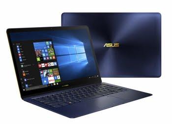"ASUS ZenBook 3 Deluxe UX490UA-BE009T 2.7GHz i7-7500U 14"" 1920 x 1080Pixels Blauw Notebook"