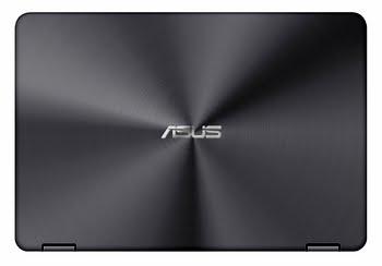 """ASUS ZenBook Flip UX360UAK-BB281T 2.5GHz i5-7200U 13.3"""" 1920 x 1080Pixels Touchscreen Grijs"""