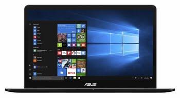 "ASUS ZenBook Pro UX550VE-BN050T 2.8GHz i7-7700HQ 15.6"" 1920 x 1080Pixels Zwart Notebook"