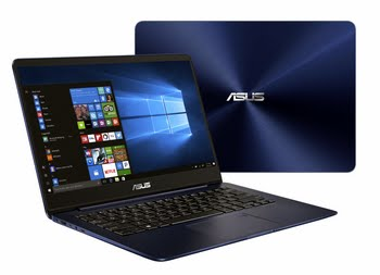 """ASUS ZenBook UX430UA-GV117T 2.7GHz i7-7500U 14"""" 1920 x 1080Pixels Blauw Notebook"""