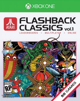 Atari Flashback Classics Volume 1 (Xbox One)