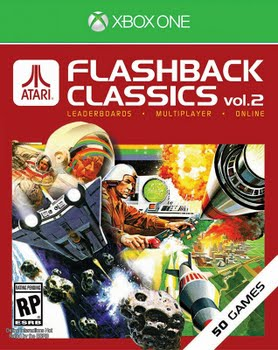 Atari Flashback Classics Volume 2 (Xbox One)
