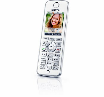AVM FRITZ!Fon C4 International DECT-telefoon Wit