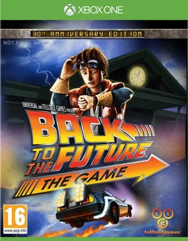 Back to the Future 30th Anniversary (Xbox One)