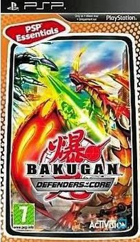 Bakugan Defenders of the Core (essentials) (Sony PSP)