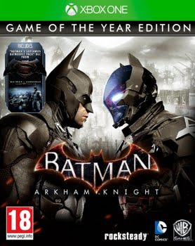 Batman Arkham Knight (GOTY Edition) (Xbox One)