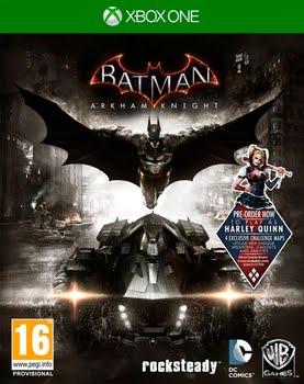 Batman Arkham Knight (inclusief Harley Quinn Story Pack) (Xbox One)