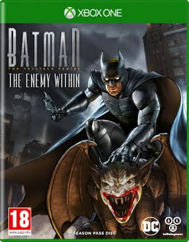 Batman the Telltale Series 2 - The Enemy Within (Xbox One)