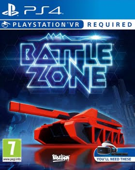 Battlezone (PSVR required) (PS4)