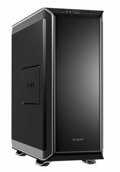 Be quiet! Dark Base 900 Desktop Zwart, Zilver