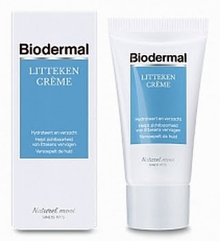 Biodermal Litteken Creme 25ml