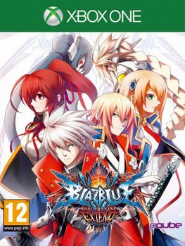 BlazBlue Chrono Phantasma Extend (Xbox One)