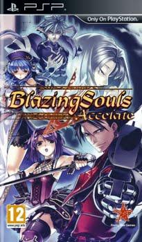 Blazing Souls Accelate (Sony PSP)
