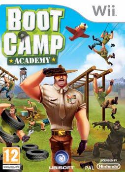 Boot Camp Academy (Nintendo Wii)