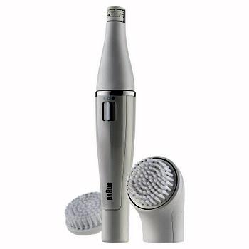 Braun Face 820 gezichtsepilator & gezichtsreinigingsborstel incl. 1 extra vervangborstel