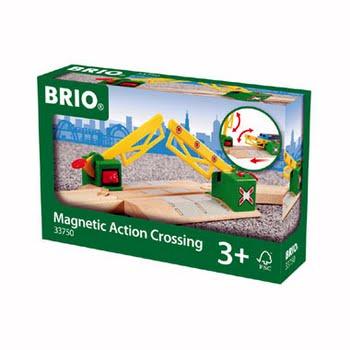 BRIO magnetische spoorwegovergang 33750
