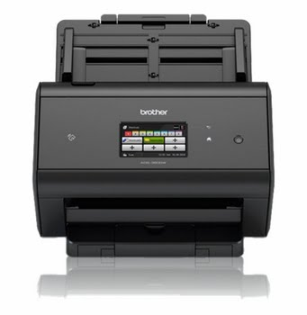 Brother ADS-2800W ADF 600 x 600DPI A4 Zwart scanner