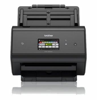 Brother ADS-3600W ADF 600 x 600DPI A4 Zwart scanner