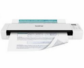 Brother DS-920DW Papier-gevoerd 600 x 600DPI Wit scanner