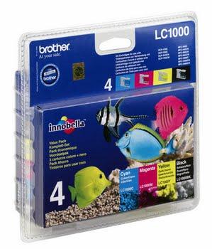 Brother Kit: 4x Inktcartridges