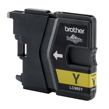 Brother LC985Y Geel