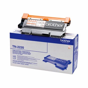Brother TN-2220 Cartridge 2600pagina's Zwart toners & lasercartridge