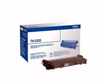 Brother TN-2320 Toner 2600pagina's Zwart toners & lasercartridge