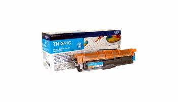 Brother TN-241C Cartridge 1400pagina's Cyaan toners & lasercartridge