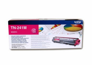Brother TN-241M Cartridge 1400pagina's Magenta toners & lasercartridge