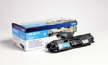 Brother TN-321C Toner 1500pagina's Cyaan toners & lasercartridge