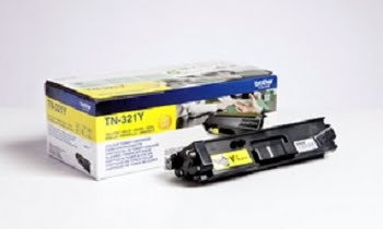 Brother TN-321Y Toner 1500pagina's Geel toners & lasercartridge