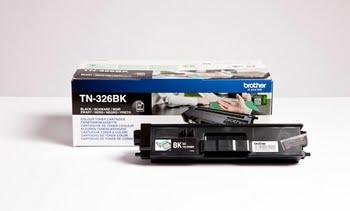 Brother TN-326BK Toner 4000pagina's Zwart toners & lasercartridge